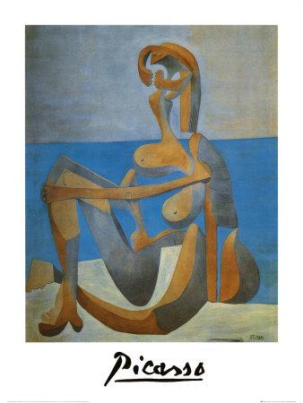 e278baigneuse-assise-au-bord-de-la-mer-c-1930-posters.jpg