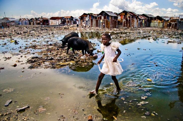 Growing-up in Haiti